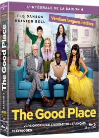 The Good Place - Saison 4 - Blu-ray