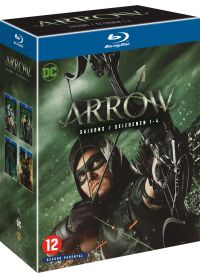 Arrow - Saisons 1 - 4 - Blu-ray