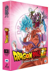 Dragon Ball Super - Saga 03 - Épisodes 28-46 : Le Tournoi de Champa - Blu-ray