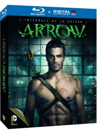 Arrow - Saison 1 (Blu-ray + Copie digitale) - Blu-ray