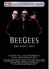 Bee Gees - One Night Only - DVD