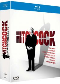 Alfred Hitchcock - Les indispensables - Blu-ray