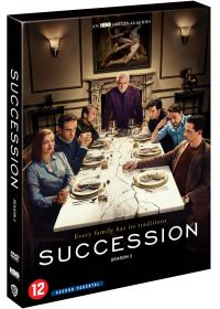 Succession - Saison 2 - DVD