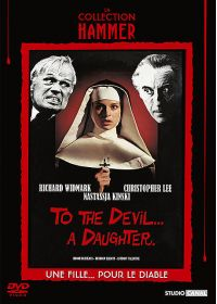 To the Devil a Daughter (Une fille... pour le diable) - DVD