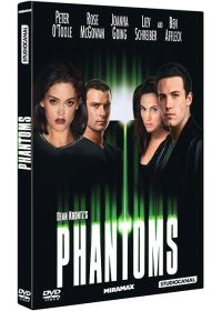Phantoms - DVD