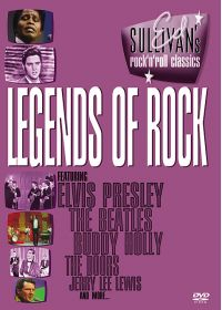 Ed Sullivan's Rock'n'Roll Classics - Legends of Rock - DVD