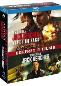 Jack Reacher + Jack Reacher: Never Go Back - Blu-ray