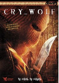 Cry_Wolf (Édition Prestige) - DVD
