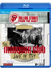 The Rolling Stones - From The Vault - The Marquee Club Live in 1971 (SD Blu-ray (SD upscalée)) - Blu-ray