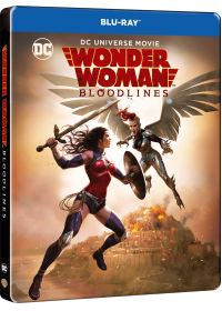 Wonder Woman : Bloodlines (Édition SteelBook) - Blu-ray