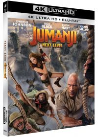 Jumanji : Next Level (4K Ultra HD + Blu-ray) - 4K UHD