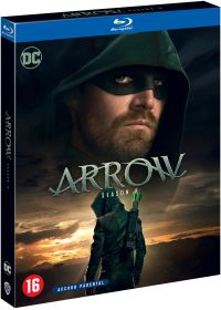 Arrow - Saison 8 - Blu-ray