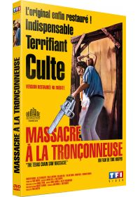 Massacre à la tronçonneuse (Version restaurée 4K) - DVD