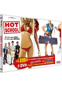 Hot School + American Sexy Girls (Pack) - DVD