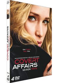 Covert Affairs - Saison 3 - DVD