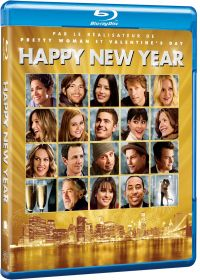 Happy New Year - Blu-ray