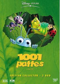 1001 pattes (Édition Collector) - DVD