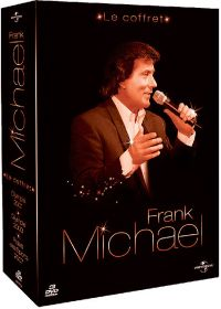 Michael, Franck - Coffret - Palais des Sports 2007 + Olympia 2003 + Olympia 2001 (Pack) - DVD