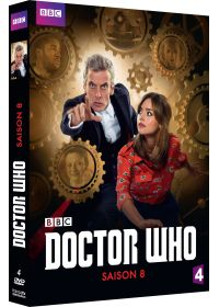 Doctor Who - Saison 8 - DVD