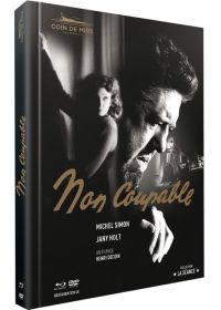 Non coupable (Digibook - Blu-ray + DVD + Livret) - Blu-ray