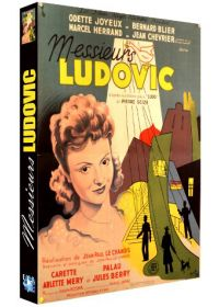 Messieurs Ludovic - DVD