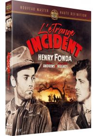 L'Etrange incident - Blu-ray