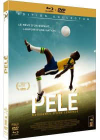 Pelé (Édition Collector Blu-ray + DVD + Livret de 48 pages) - Blu-ray