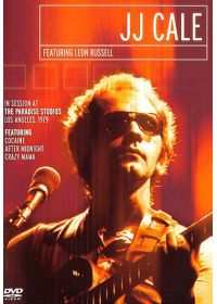 Cale, J.J. featuring Leon Russell - In Session at The Paradise Studios - DVD