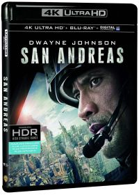 San Andreas (4K Ultra HD + Blu-ray + Digital UltraViolet) - 4K UHD