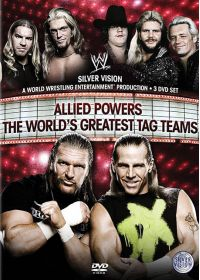 Allied Powers - The World's Greatest Tag Teams - DVD