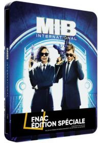 Men in Black : International (FNAC Édition spéciale - 4K Ultra HD + Blu-ray + Blu-ray bonus - Boîtier SteelBook) - 4K UHD