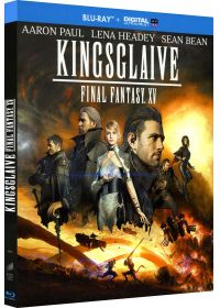 Kingsglaive: Final Fantasy XV (Blu-ray + Copie digitale) - Blu-ray