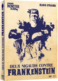 Deux nigauds contre Frankenstein (Combo Blu-ray + DVD) - Blu-ray