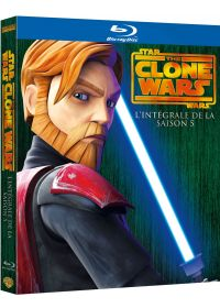 Star Wars - The Clone Wars - Saison 5 - Blu-ray