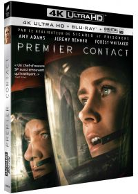 Premier contact (4K Ultra HD + Blu-ray + Digital UltraViolet) - 4K UHD