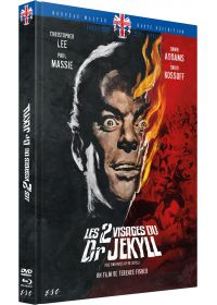 Les Deux visages du Dr Jekyll (Édition Collector Blu-ray + DVD + Livret) - Blu-ray