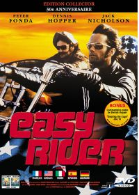 Easy Rider (Édition Collector 30éme Anniversaire) - DVD