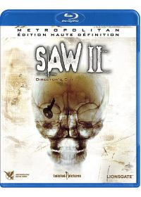 Saw II (Director's Cut) - Blu-ray