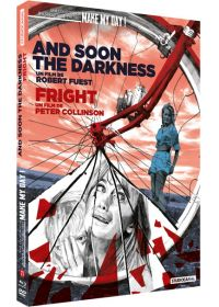 And Soon the Darkness + Fright (Combo Blu-ray + DVD) - Blu-ray