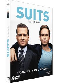 Suits - Saison 1 - DVD