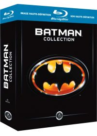 Batman : l'anthologie des films 1989-1997 - Blu-ray