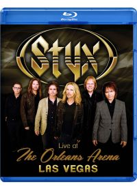 Styx : Live at the Orleans Arena Las Vegas - Blu-ray