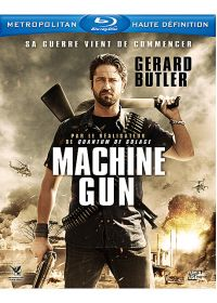 Machine Gun - Blu-ray