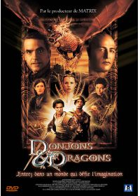Donjons & Dragons (Édition Simple) - DVD