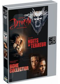 Flix Box - 9 - Dracula + Nuits de terreur + Bone Collector - DVD