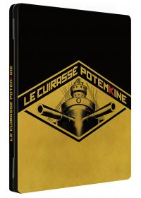 Le Cuirassé Potemkine (Combo Blu-ray + DVD - Version restaurée) - Blu-ray