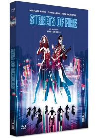 Streets of Fire (Les rues de feu) - Blu-ray