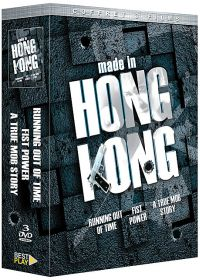 Made in Hong Kong - Coffret 3 films : 2000 AD + Fist Power + A True Mob Story (Pack) - DVD