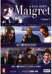 Maigret - La collection - Vol. 5 - DVD