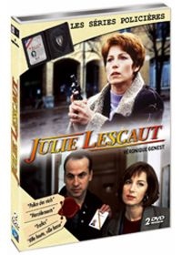 Julie Lescaut - Digipack 1 (Pack) - DVD